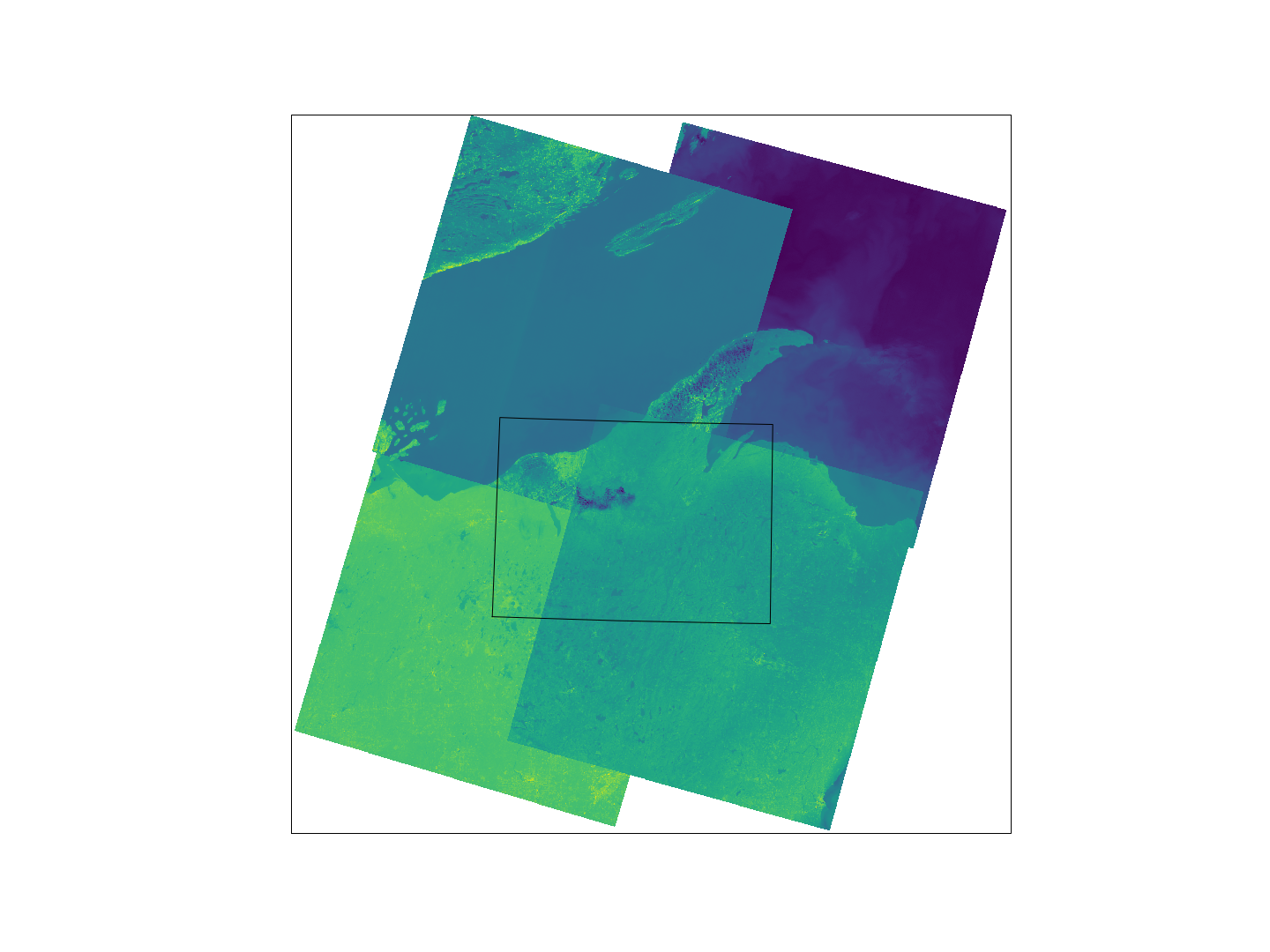 Automated Bulk Downloads of Landsat-8 Data Products in Python
