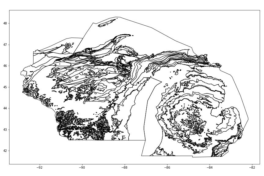 Processing Shapefiles of Lithological Units | Geology and Python